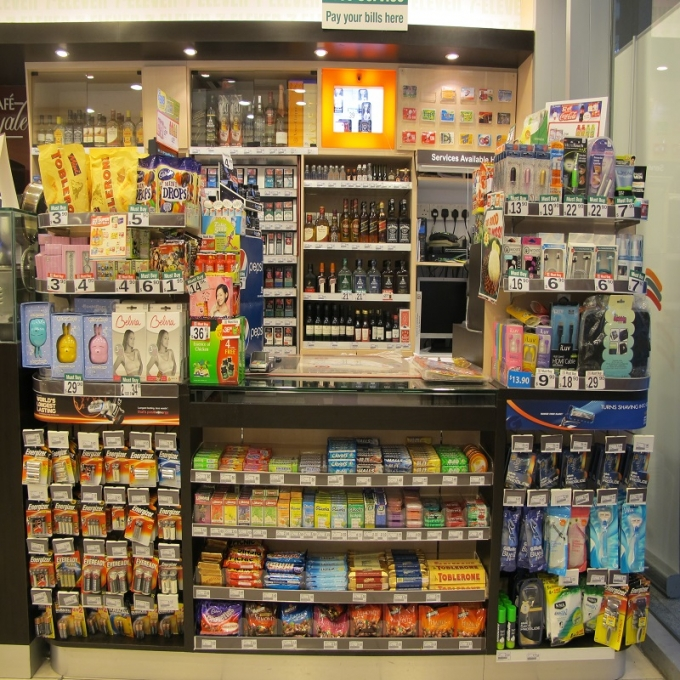 Retail Pharmacy And Convenience Stores